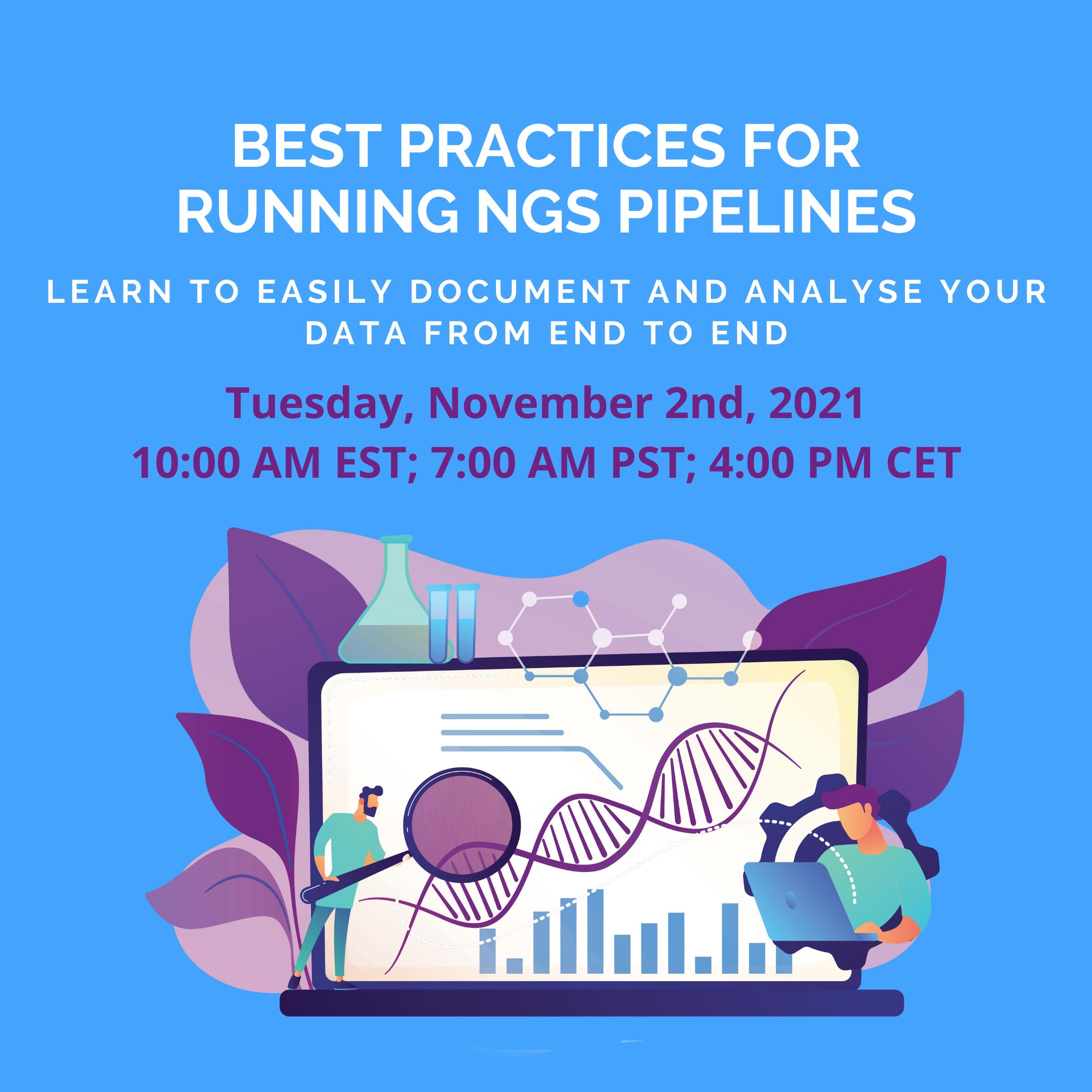 NGS webinar featured image