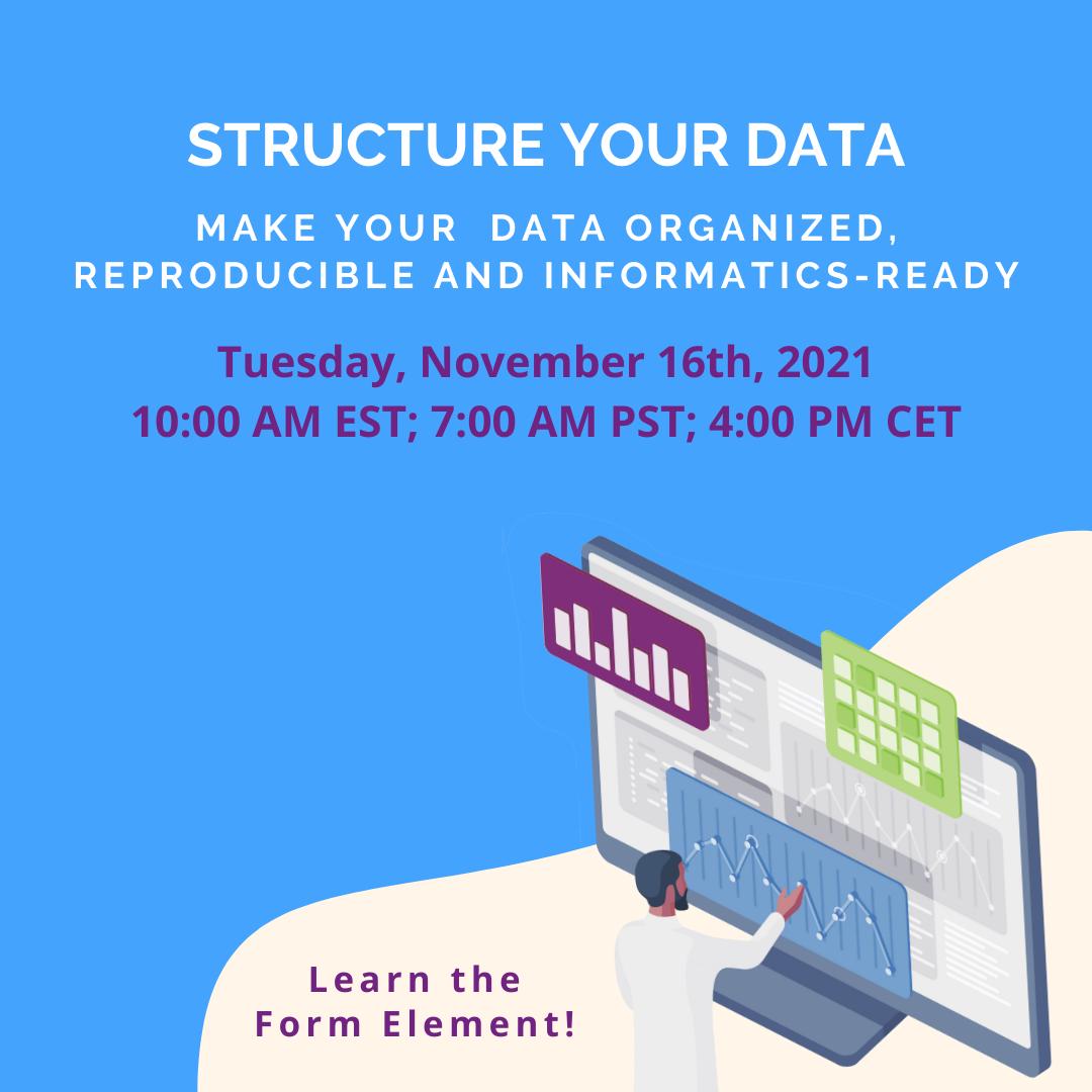 structured data webinar 16.11.21